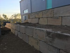 Retaining Wall Brisbane